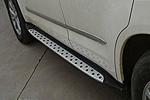 Боковые пороги (BMW-Style) для Mitsubishi ASX 2012+ (Kindle, MA-S32)