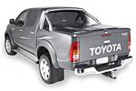 Крышка кузова с дугами для Toyota Hilux 2010- (Proform, TOY.HL.05PF)