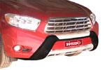 Накладка на передний бампер для TOYOTA HIGHLANDER 07- (Winbo, A091099)