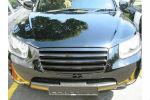 Решётка радиатора для Hyundai Santa Fe 2006-2010 (Kindle, B-116)