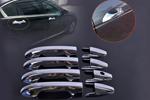 Хром накладки дверных ручек для Honda CR-V 2012- (Kindle, CRV-D23)