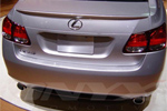 Спойлер Lexus LS460 2007 & UP (Custom Style, SPL-30044)