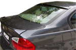 Спойлер BMW 3 Series Sedan 2006 & UP (ONYX, SPL-30054)