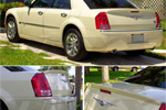 Спойлер Chrysler 300 2008 & UP (Custom Style, SPL-30532)
