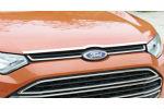 Хром накладка на передний край капота для Ford Ecosport 2014+ (Kindle, FC-C32)