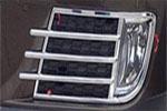 Хромированная окантовка противотуманных фар для VW Tiguan 2011-2015 (Kindle, TG-L33)