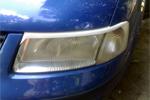 Реснички VW Passat 1996-2000 (AD-Tuning, VWB3-FLC)