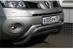 Решётка передняя Renault Koleos 2008 d 60 мини низкая (Союз-96,RENK.56.0726)