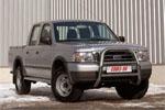 Решетка передняя Ford Ranger 2007 d 76 мини высокая (Союз-96, FRAN.55.0513)