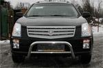 """Дуга передняя """"Cadillac SRX"""" 2007- d 60 мини низкая (Союз-96, CDRX.56.0611)"""