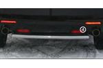 Защита задняя Mazda CX-7 2007- d 60 длинная (Союз-96, MACX.75.0713)