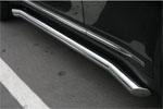 Пороги труба Infiniti FX35 / FX50 2008 d76 (Союз-96, INFX.80.0750)
