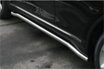 Пороги труба Infiniti FX35 / FX50 2008 d60 (Союз-96, INFX.80.0751)