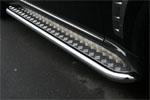 Пороги с листом Infiniti FX35 / FX50 2008 d60 (Союз-96, INFX.82.0749)