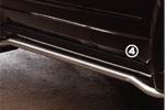 Защита штатного порога Lexus RX 400 d 42 (Союз-96, LEXR.86.0290)