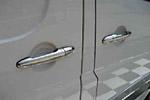 Хром накладки дверных ручек Mercedes Sprinter W906 2006- (Omsa-Prime, 000173)