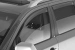 Ветровики (дефлекторы окон) для Honda Pilot 2009- (Climair, CLI0033620 /CLI0044239)