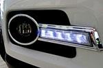 Дневные ходовые огни DRL для Volkswagen Tiguan 2010- (LONGDING, VWTIG.010.DRL)