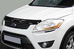 Дефлектор капота Ford Kuga 2008- (EGR, 012011L)