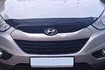 Дефлектор капота Hyundai IX35 2010- (EGR, 014071L)