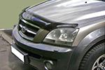 Дефлектор капота Kia Sorento 2003- (EGR, 018021L)