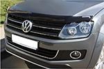 Дефлектор капота VW Amarok 2010- (EGR, 024031L)