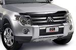 Дефлектор капота Mitsubishi Pajero 2007- (EGR, 026131PL)