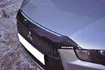 Дефлектор капота Mitsubishi Outlander 2010- (EGR, 026211L)