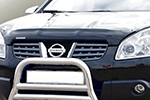 Дефлектор капота Nissan Qashqai 2007- (EGR, 027181L)