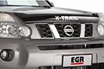 Дефлектор капота Nissan X-Trail 2007- (EGR, 027191L)