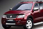 Дефлектор капота Suzuki Grand Vitara 2005- (EGR, 038061L)