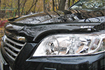Дефлектор капота Toyota Rav 4 2011- (EGR, 039321L)