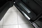 Накладки на внутренние пороги Mercedes Vito II 2004- (Alu-Frost, 08-0523)