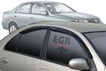 Дефлектор окон Nissan Almera Classic 2006- (EGR, BRALMERA06SW)