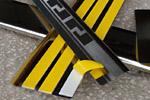 Накладки на пороги Nissan X-Terra II 2004- (Alu-Frost, 08-0825)
