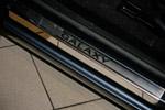 Накладки на пороги Ford Galaxy III 2006- (Alu-Frost, 08-1229)