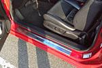 Накладки на пороги для Honda Accord Coupe USA 2008- (Alu-Frost, 08-1335)