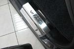 Накладки на пороги Suzuki Grand Vitara II 3D 2005-  (Alu-Frost, 08-1461)