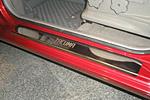 Накладки на пороги для Chevrolet Tacuma 2000-2008 (Alu-Frost, 08-1557)