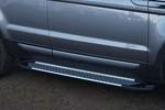 Боковые пороги Saphire V1 для Range Rover Evoque 2011- (Can-Otomotive, LRRE.SAPHV1.47.1485)