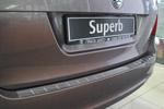 �������� �� ������ ������ Skoda Superb II Combi 2009- (Alu-Frost, 10-2148)