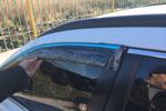 Дефлекторы окон (ветровики) для Subaru Outback 2009-2013 (Kindle, SO-V01)