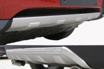 Накладки на передний и задний бамперы для Hyundai ix35 2010- (Kindle, DF-E-101/102)