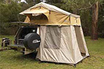 Нижняя пристройка ARB ANNEXE к палатке SIMPSON (ARB, ARB102)