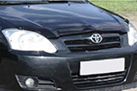 Дефлектор капота Toyota Corolla hb 2002- (EGR, SG1042DS)