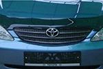 Дефлектор капота Toyota Camry 2004- (EGR, SG1047DS)