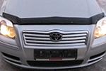 Дефлектор капота Toyota Avensis 2003- (EGR, SG1054DS)