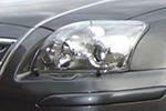 Защита фар Toyota Avensis 2004- (EGR, 1054)