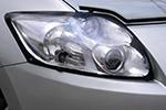 Защита фар Toyota Auris hb 2007- (EGR, 1058)