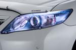 Защита фар Toyota Camry 2009- (EGR, 1061)